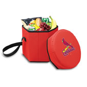 The MLB Fan?s Portable Cooler Seat.
