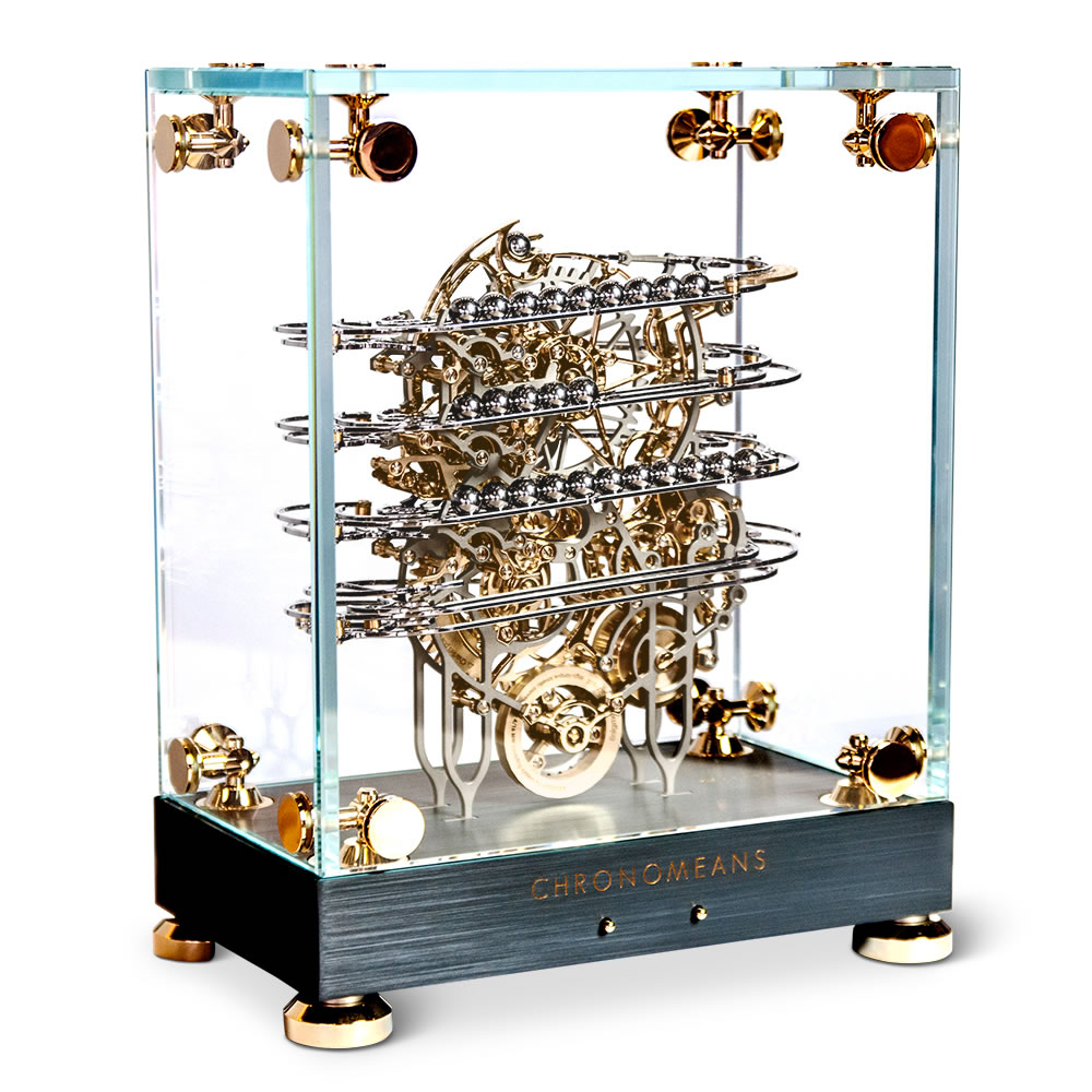 The Physicist's Perpetual Motion Clock1