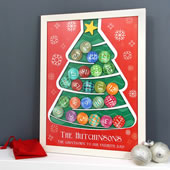 Personalized Countdown To Christmas