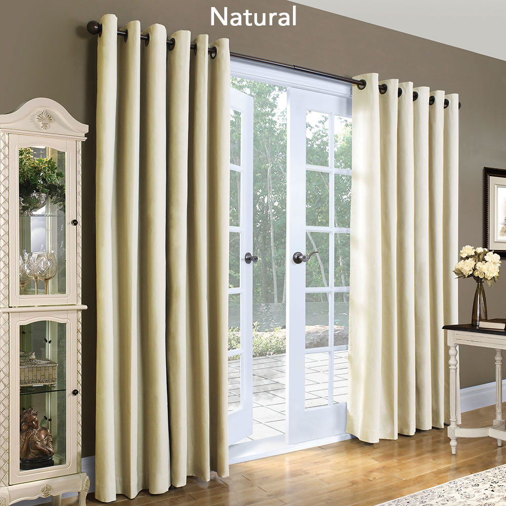 Amazing The Thermal Blockout Curtains (80