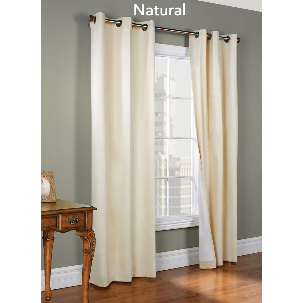 The Thermal Blockout Curtains (80