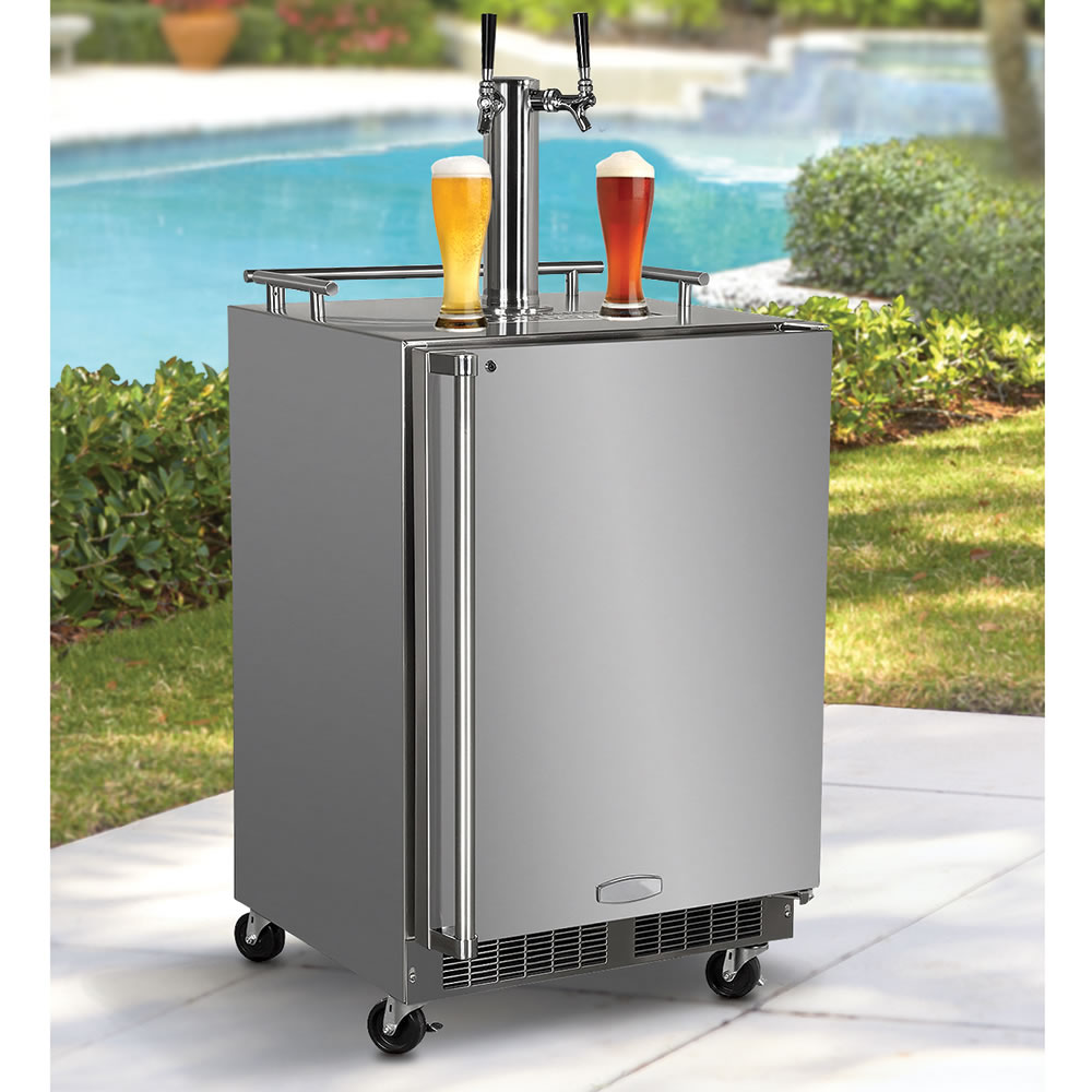 The Beer Lover's Refrigerated Outdoor Tap 1