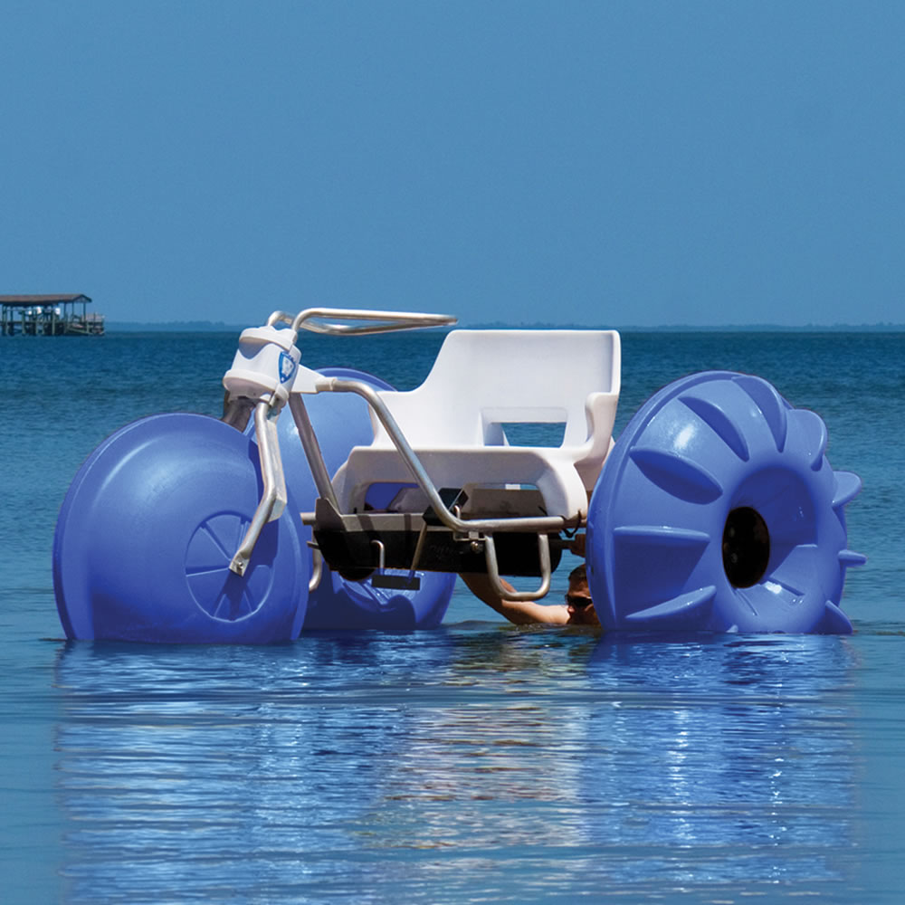 The Tropical Resort Aqua Tricycle 2