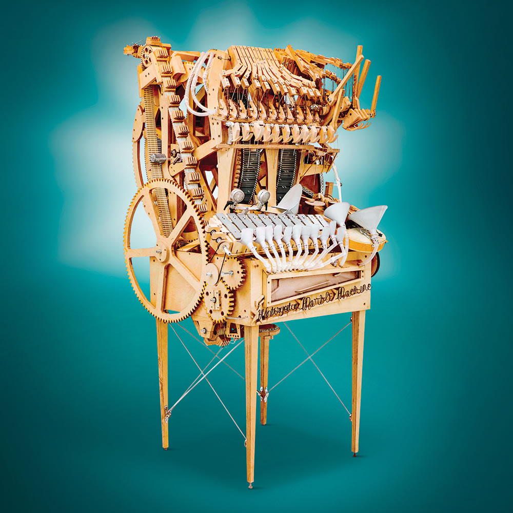 The Marble Machine Orchestra 2