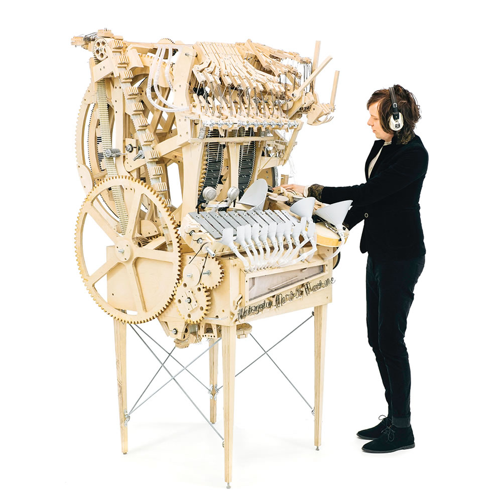 The Marble Machine Orchestra 1