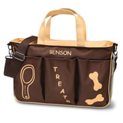 The Personalized Pet'sTravel Bag.
