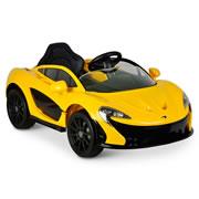 The Children's McLaren P1 Ride On.