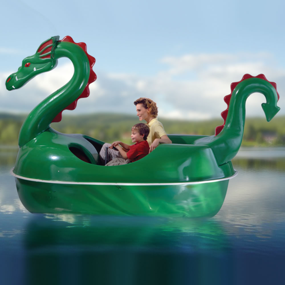 The Amusement Park Dragon Pedal Boat1