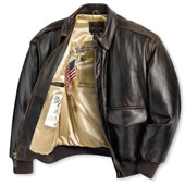 The Army Air Corps Leather Flight Jacket
