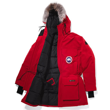 The Antarctic Expedition Parka