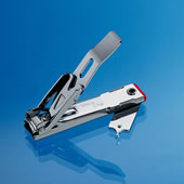 The Clipping-Capture Nail Trimmer.