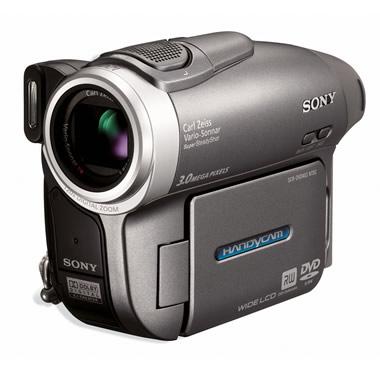 The Surround-Sound DVD Camcorder.