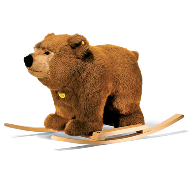 The Steiff Bear Rocker
