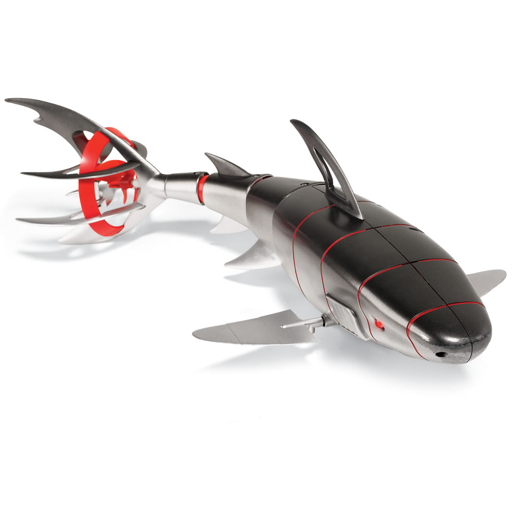 The Remote Controlled Robotic Bull Shark1