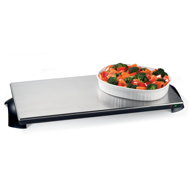 The Full Size Cordless Warming Tray.