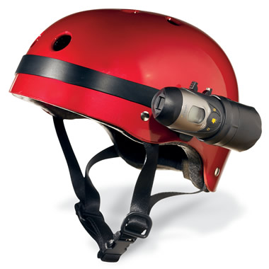 The Action Sports Hands Free Camera