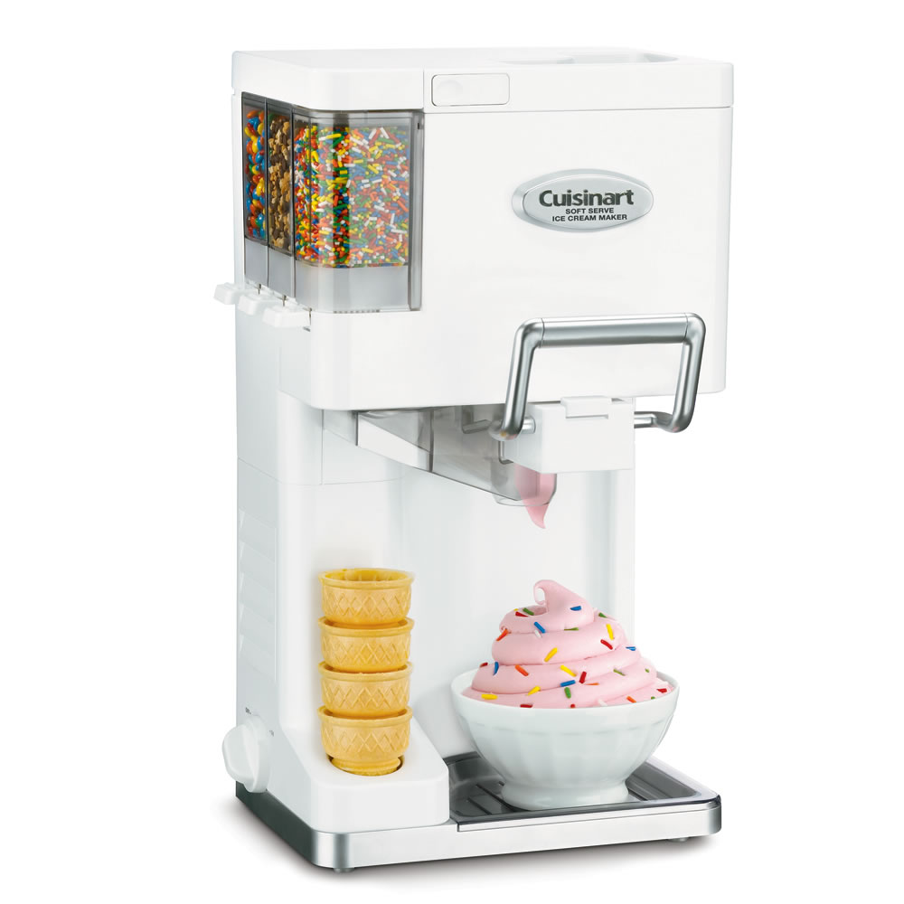 The Automatic Soft Serve Ice Cream Maker 1