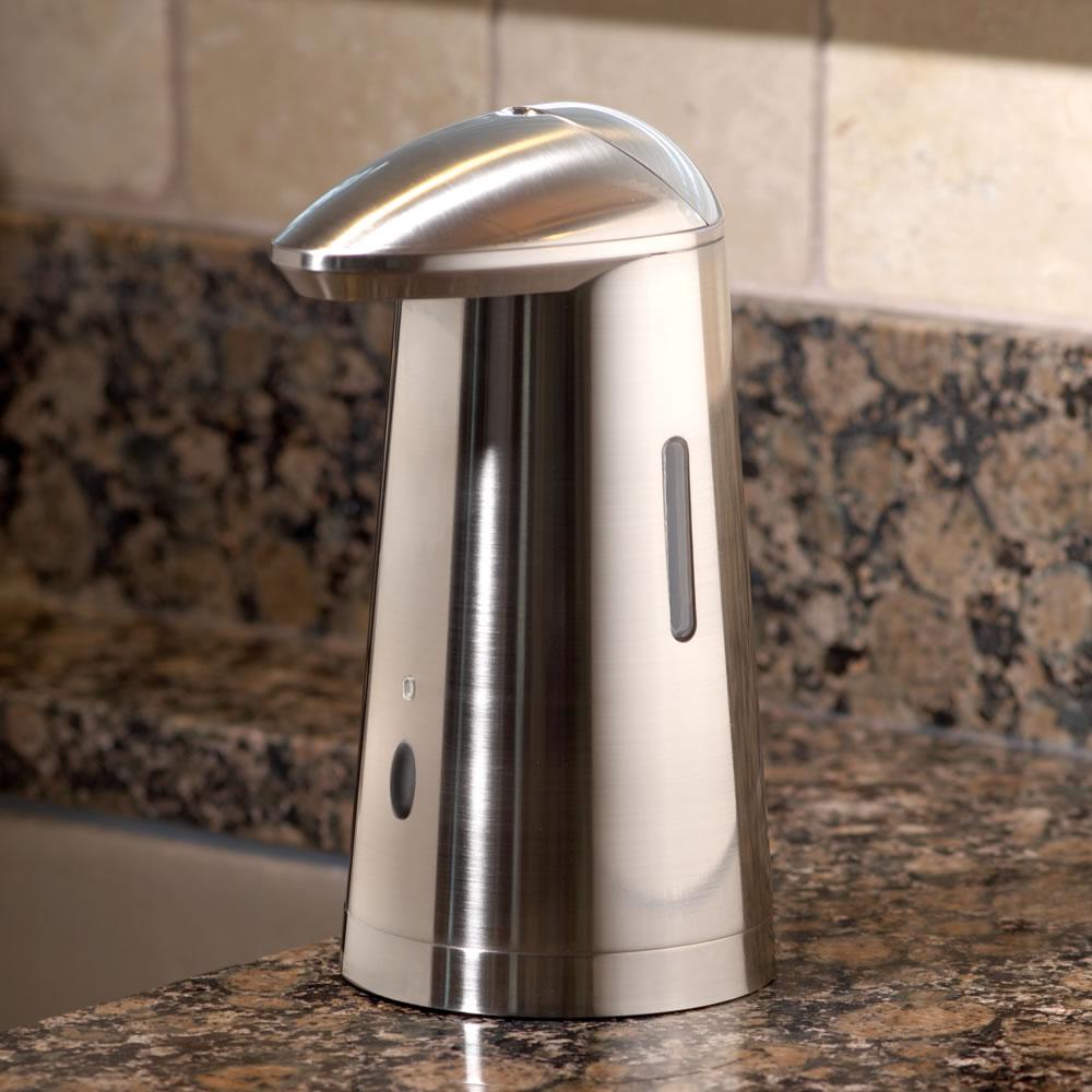 Hands Free Foam Soap Dispenser Home Automatic Soap Dispenser