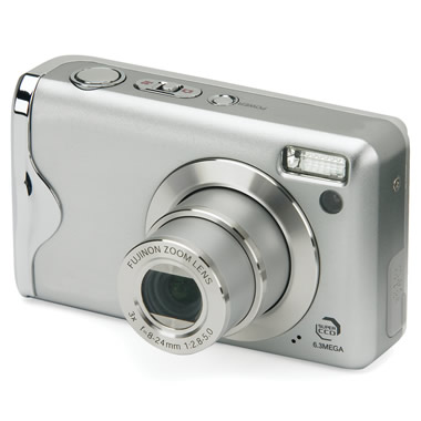 The Flash/No-Flash Comparison Digital Camera.