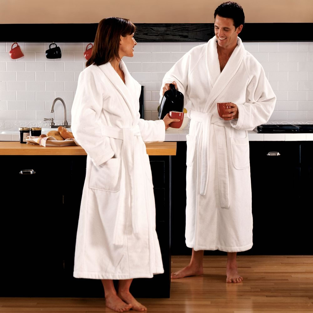 The Genuine Turkish Luxury Bathrobe2