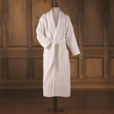 The Genuine Turkish Bathrobe.