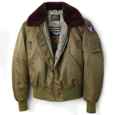 The B-15 U.S. Air Force Jacket.