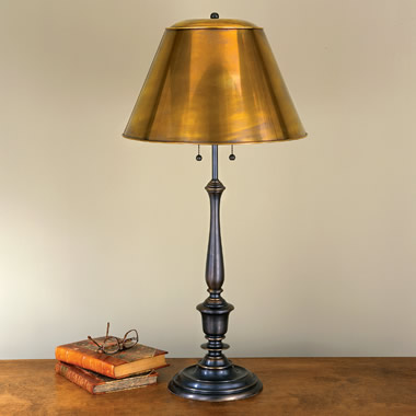 The New York Public Library Reading Table Lamp.