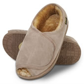 The Adjustable Sheepskin Slippers (Women's).