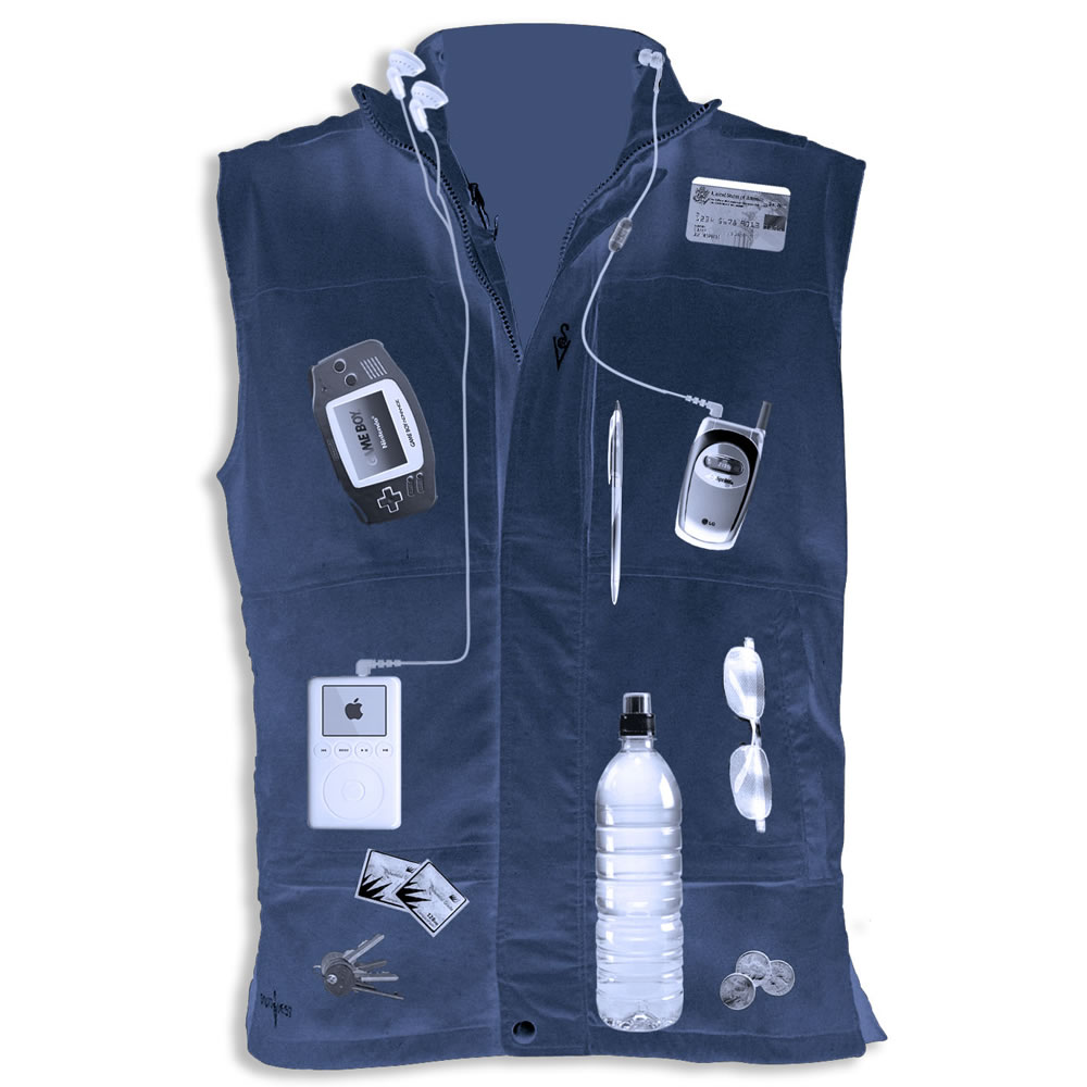 The 22 Pocket Travel Vest 2