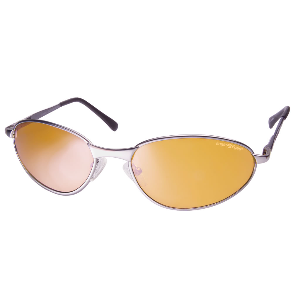 The Clarity Enhancing Sunglasses (Stainless Nickel-Silver Frame)1
