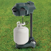 The Only Cordless Propane Mosquito Trap.