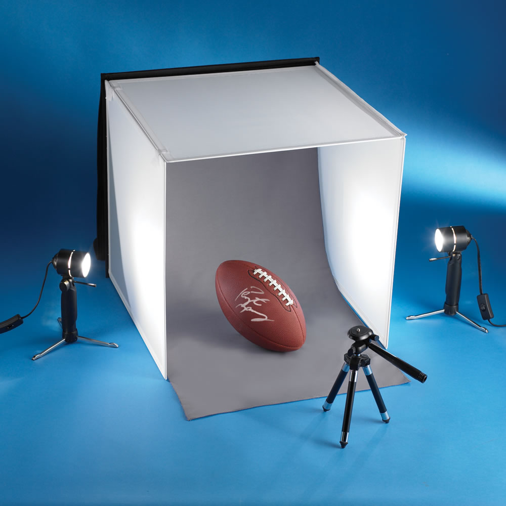 The 20 Inch Tabletop Photo Studio  1