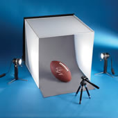 The 20 Inch Tabletop Photo Studio.