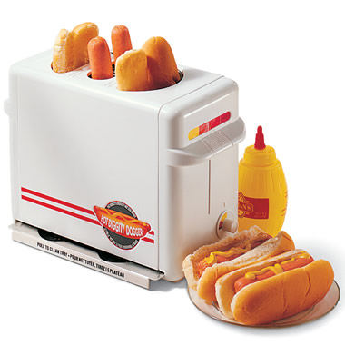 The Pop-Up Hot Dog Cooker