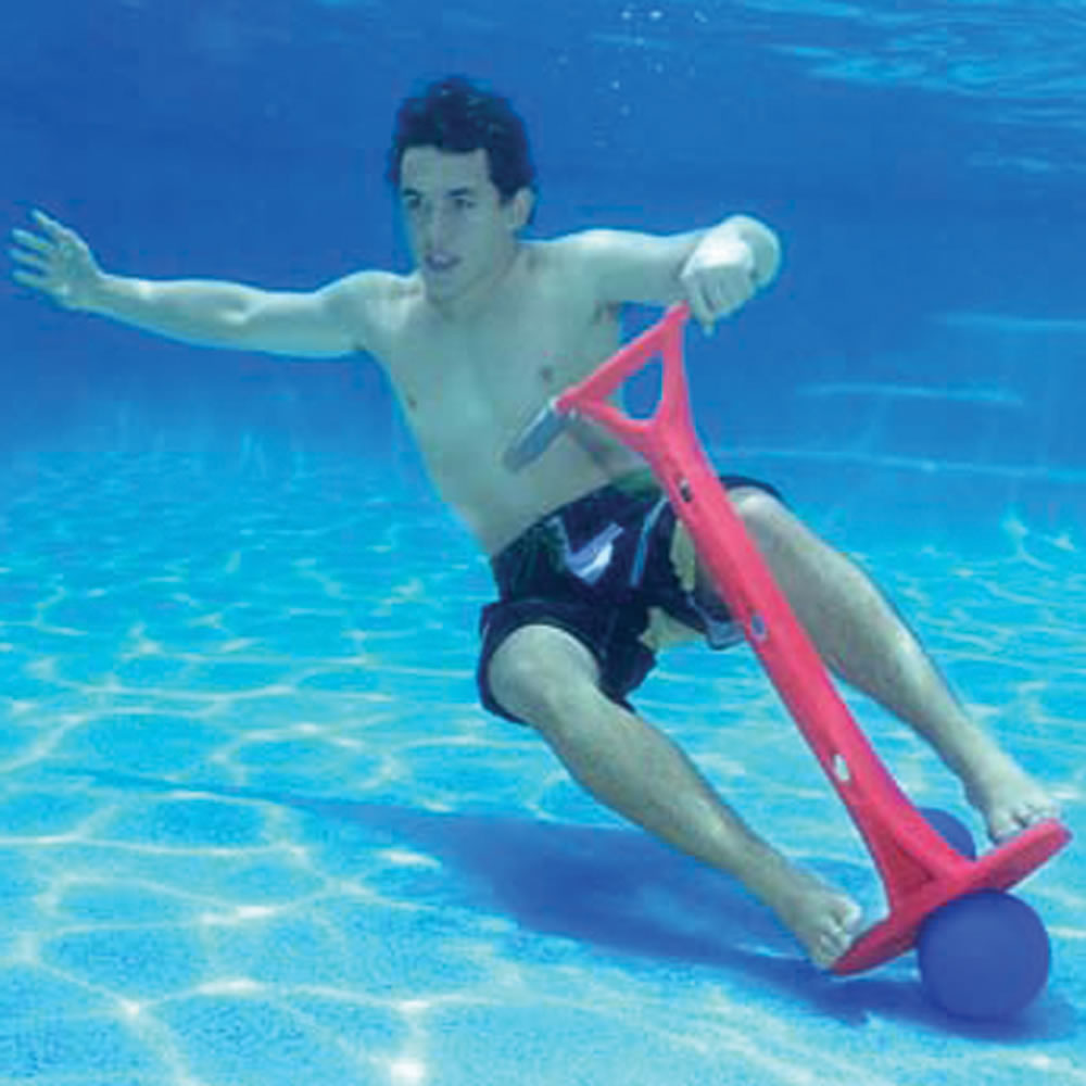 The Only Underwater Pogo Stick  2