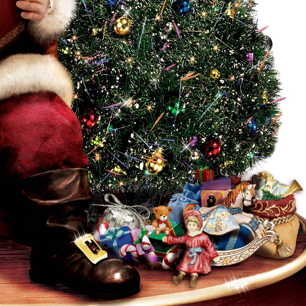 The Night Before Christmas Reciting Santa3