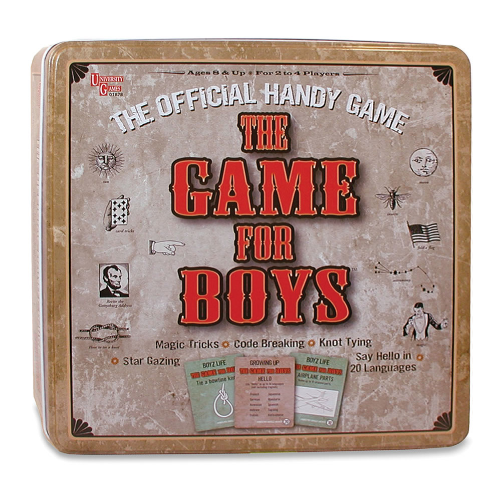 The Complete Game for Boys 2