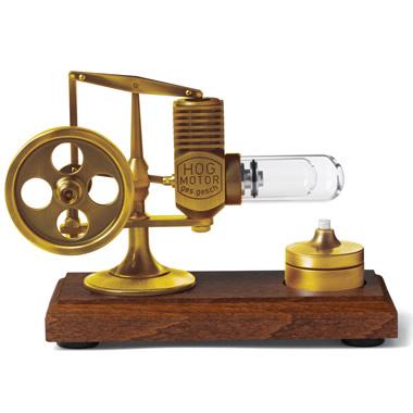 The Desktop Stirling Engine.