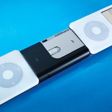 The Easy iPod Media Sharer