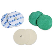 Additional Pads for The Home Floor Scrubber/Polisher.