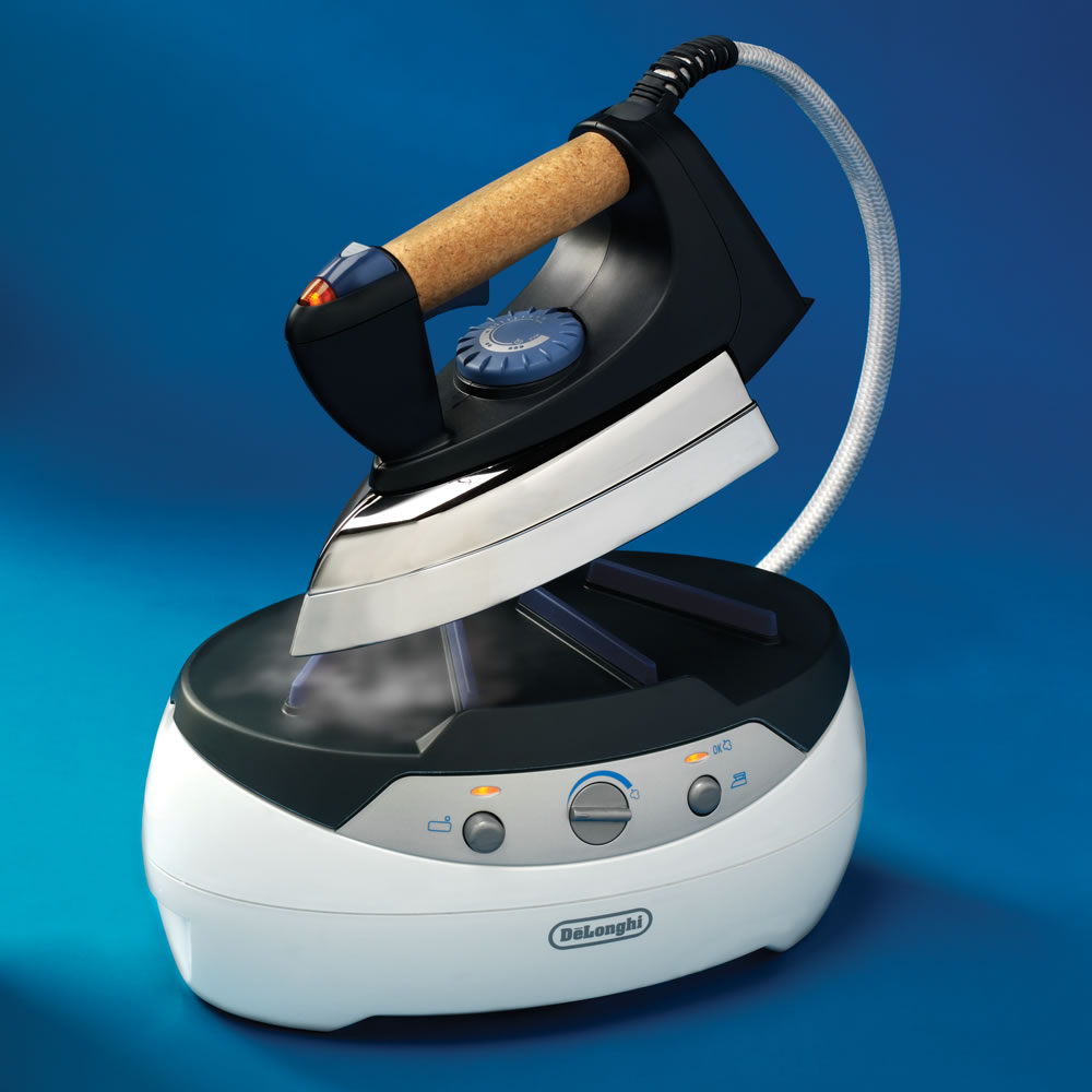 The Faster Steam Iron 2