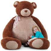 The 6.5 Foot Teddy Bear.
