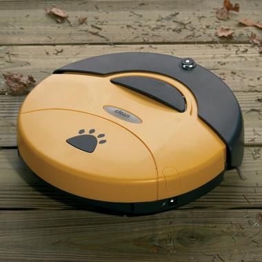 The Indoor/Outdoor Robotic Sweeper.