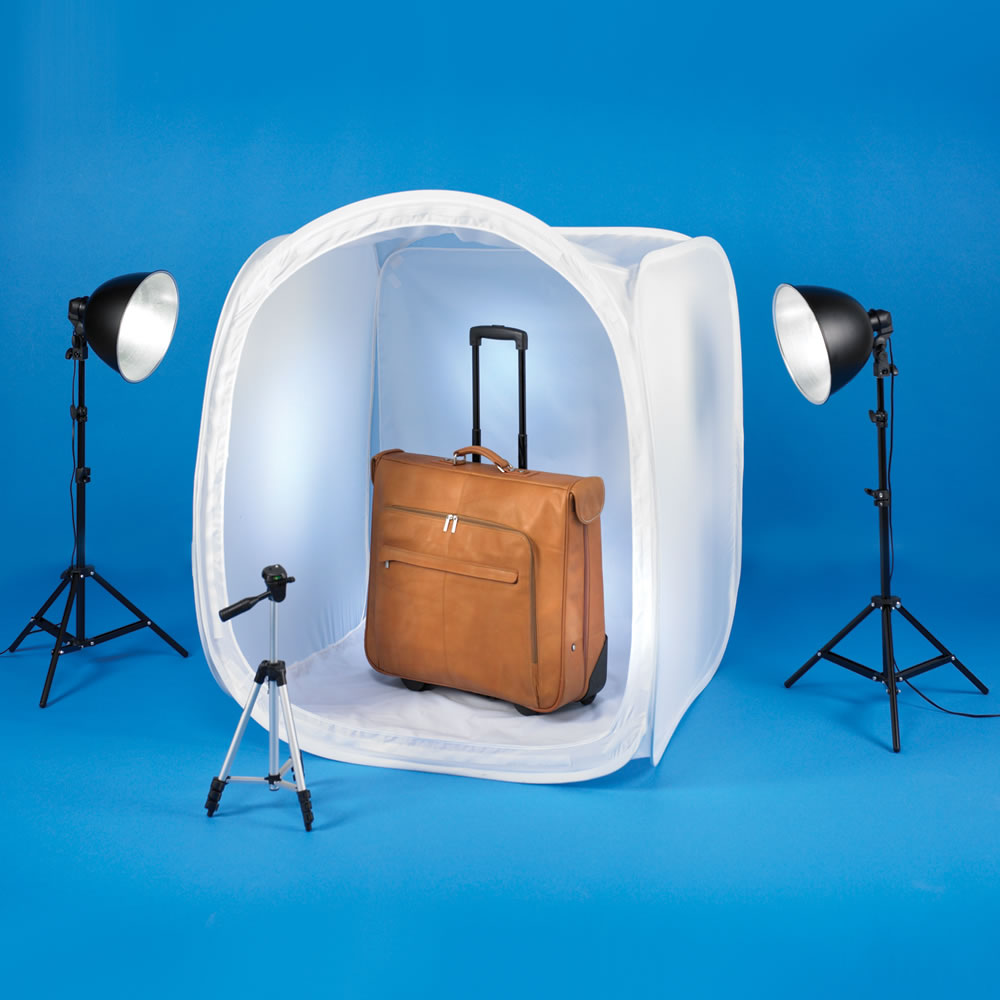 The 40 Inch Foldable Photo Studio 1