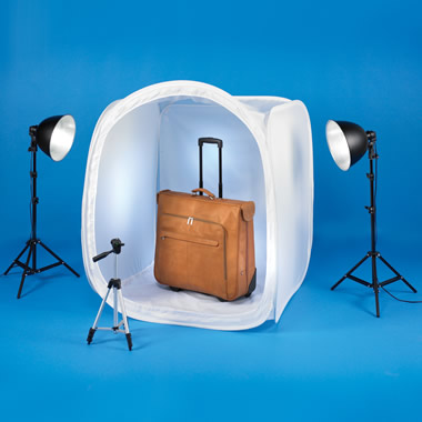 The 40 Inch Foldable Photo Studio.