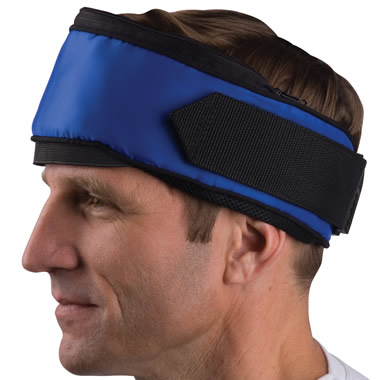 The Headache Relieving Wrap.