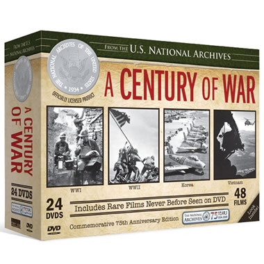 The National Archives DVD History Of War