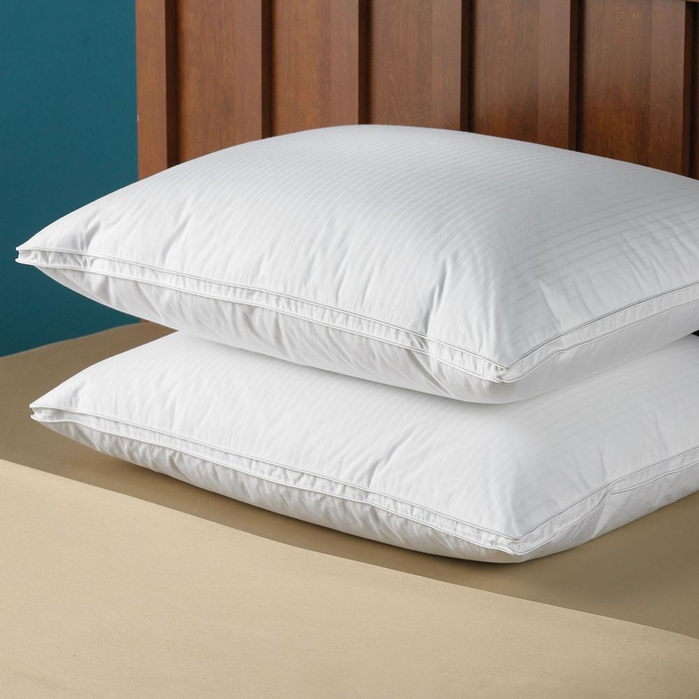 The European Goose Down Pillow (Medium Density) 2