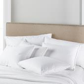 The European Goose Down Pillow (Soft Density King).