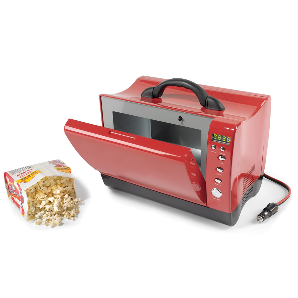 The Only Portable Microwave Oven